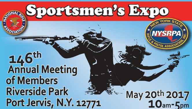 Sportsman's Expo 2017 May 20th